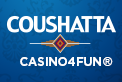 Coushatta Casino4Fun secondary logo