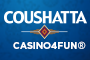 Coushatta Casino4Fun main logo